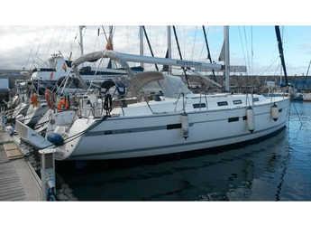 Alquilar velero Bavaria 45 Cruiser en Marina del Sur. Puerto de Las Galletas, Las Galletas