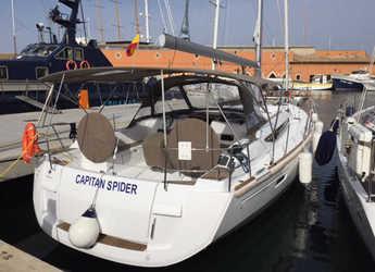 Alquilar velero en Marina del Sur. Puerto de Las Galletas - Sun Odyssey 509