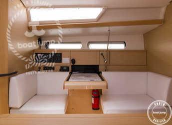 Alquilar velero Sun Odyssey 419 en Marina del Sur. Puerto de Las Galletas, Las Galletas