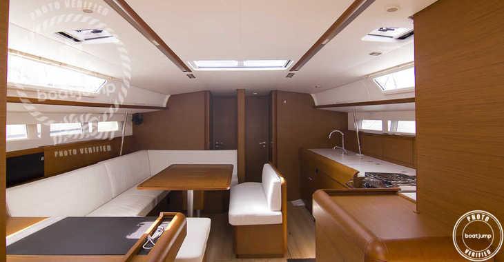 Rent a sailboat in Marina del Sur. Puerto de Las Galletas - Sun Odyssey 519