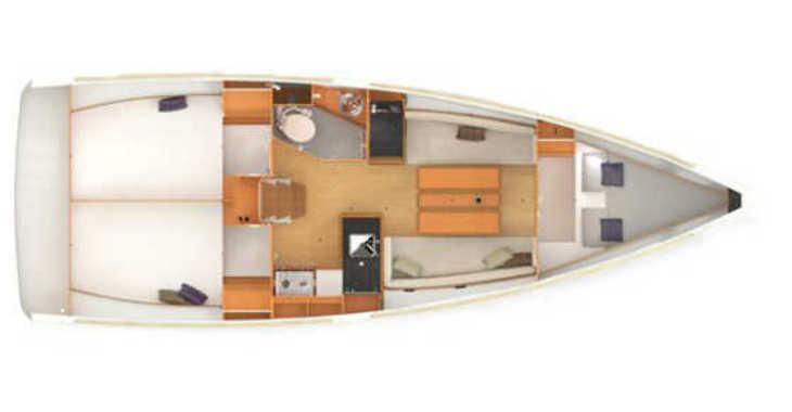 Alquilar velero Sun Odyssey 349 en Marina Lošinj, Lošinj