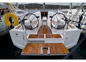 Rent a sailboat in Marina Lošinj - Sun Odyssey 349