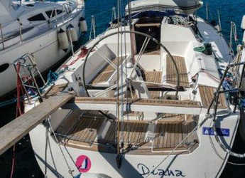 Rent a sailboat in Marina Lošinj - Elan 340