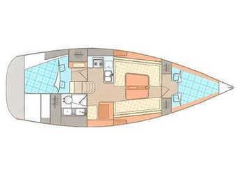 Alquilar velero Elan 340 en Marina Lošinj, Lošinj