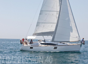 Rent a sailboat in Marina Lošinj - Elan 40 Impression