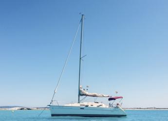 Chartern Sie segelboot in Club Náutico Ibiza - Oceanis Clipper 311
