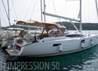 Rent a sailboat in Marina Lošinj - Elan 50 Impression