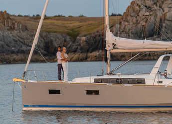 Alquilar velero Oceanis 38 en Marina Kastela, Kastel Gomilica