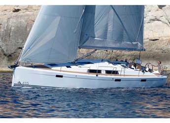Louer voilier à Marina Kastela - Hanse 415
