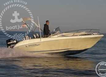 Rent a motorboat in Platja de ses salines - Commander 600