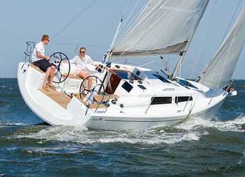 Alquilar velero Hanse 315 en Marina Kastela, Kastel Gomilica