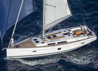 Rent a sailboat in Marina Kastela - Hanse 445