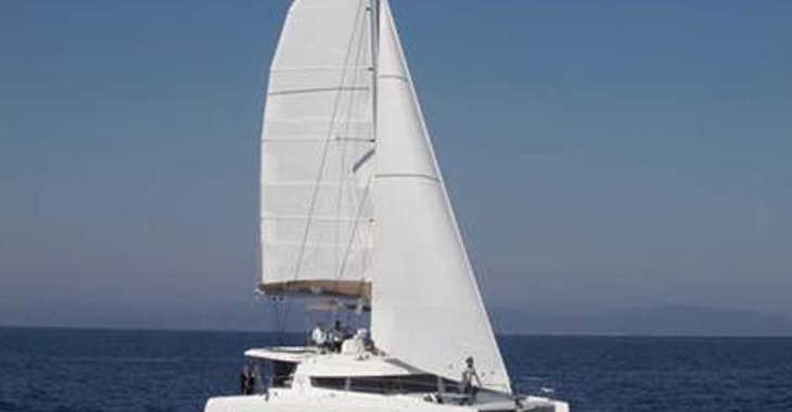 Rent a catamaran in Marina Kastela - Bali 4.3