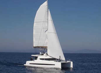 Rent a catamaran in Marina Kastela - Bali 4.3