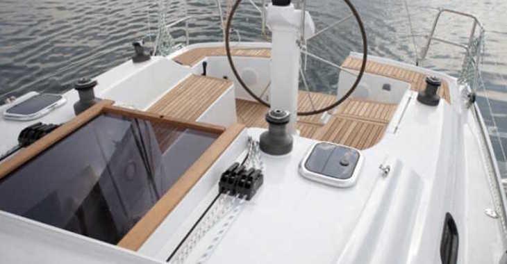 Alquilar velero Hanse 325 en ACI Marina Dubrovnik, Dubrovnik city