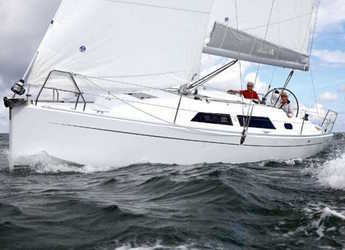 Rent a sailboat in ACI Marina Dubrovnik - Hanse 325