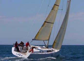 Alquilar velero Hanse 430 en Marina Kastela, Kastel Gomilica