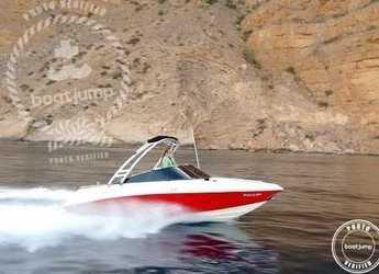 Rent a motorboat in Platja de ses salines - Cobalt 210