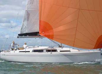 Alquilar velero Hanse 345 en ACI Marina Dubrovnik, Dubrovnik city