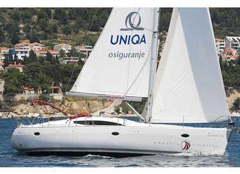 Rent a sailboat in Marina Kastela - Elan 434 Impression