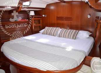 Alquilar velero Beneteau 50 en Club Naútico de Sant Antoni de Pormany, Sant antoni de portmany