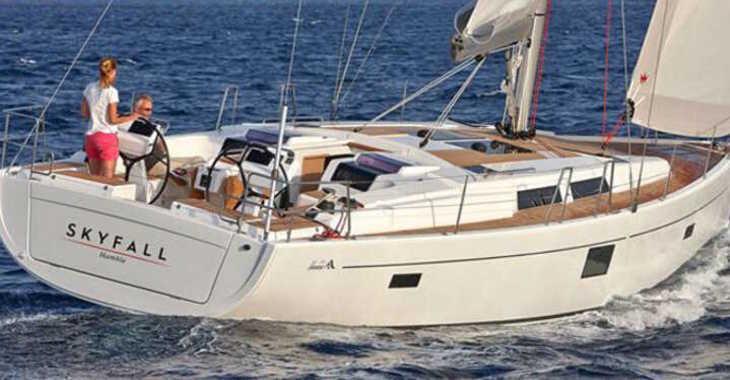 Alquilar velero Hanse 455 en Marina Kastela, Kastel Gomilica
