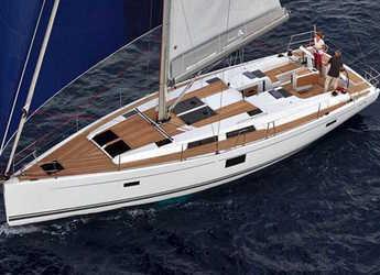 Rent a sailboat in Marina Kastela - Hanse 455