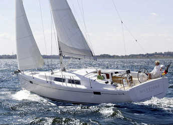 Rent a sailboat in Marina Kornati - Hanse 385