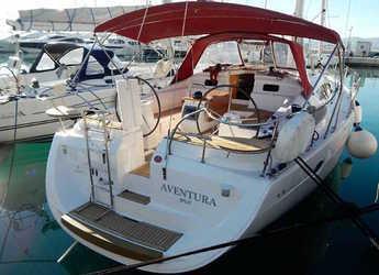 Alquilar velero Elan 434 Impression en Marina Kastela, Kastel Gomilica