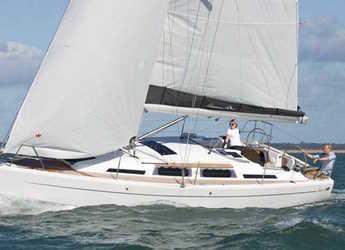 Alquilar velero Hanse 345 en Marina Kastela, Kastel Gomilica