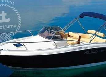 Rent a motorboat in Port of Ciutadella - Eolo 650