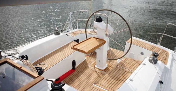Rent a sailboat in Marina Kornati - Hanse 355