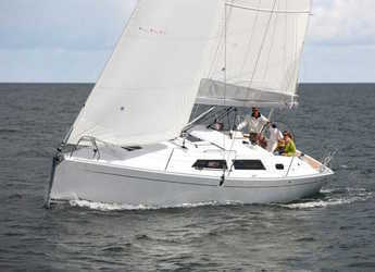 Rent a sailboat in Marina Kornati - Hanse 355