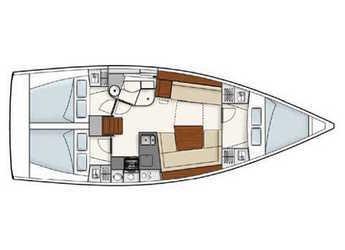 Alquilar velero Hanse 385 en ACI Marina Dubrovnik, Dubrovnik city