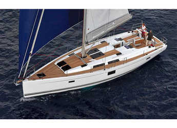 Rent a sailboat in ACI Marina Dubrovnik - Hanse 455