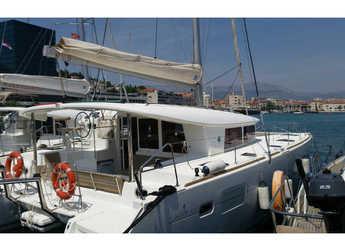 Chartern Sie katamaran in ACI Marina Split - Lagoon 400