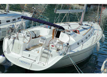 Rent a sailboat in Rogač - Beneteau Cyclades 50.5