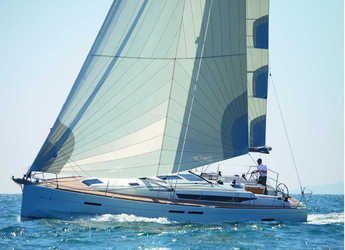 Rent a sailboat in Rogač - Sun Odyssey 449