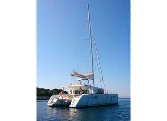 Rent a catamaran in Rogač - Lagoon 450