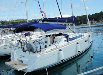 Louer voilier à Rogač - Sun Odyssey 349