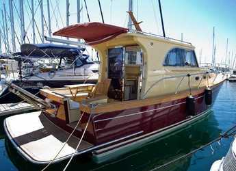 Rent a motorboat in Marina Mandalina - Marco Polo 12