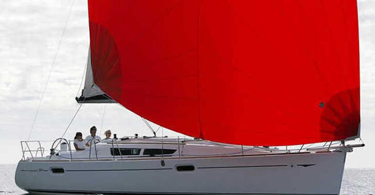 Rent a sailboat in Marina Mandalina - Sun Odyssey 39i