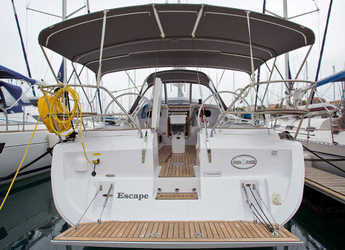 Louer voilier à Marina Mandalina - Elan 394 Impression