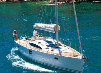 Rent a sailboat in Marina Mandalina - Elan 50 Impression