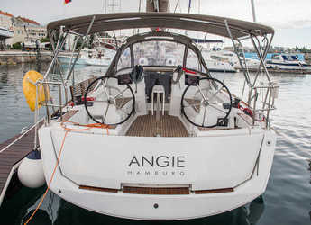 Alquilar velero en Marina Mandalina - Sun Odyssey 389