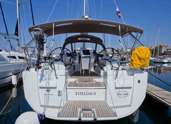 Louer voilier à Marina Mandalina - Sun Odyssey 409 Performance