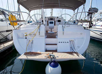 Rent a sailboat in Marina Mandalina - Elan 444 Impression