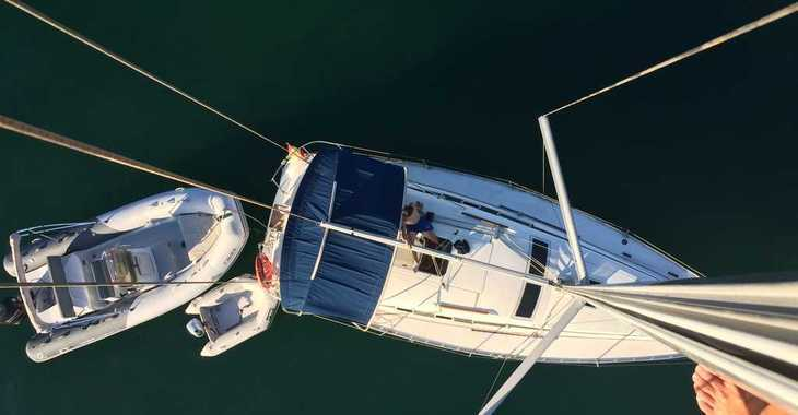 Rent a sailboat in Port d'andratx - Beneteau Oceanis 323