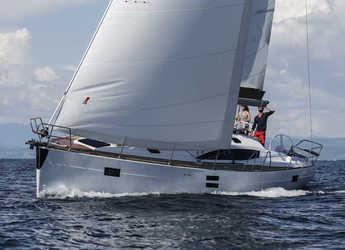 Rent a sailboat in Marina Mandalina - Elan 45 Impression