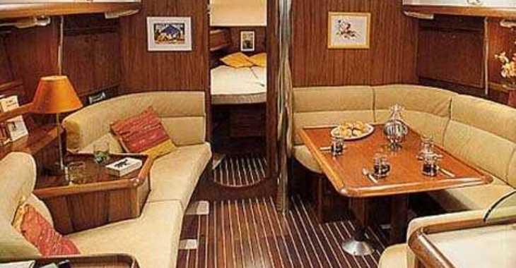 Rent a sailboat in Marina Mandalina - Sun Odyssey 40.3